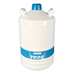 4496 TR26 CRYOGENIC CONTAINER